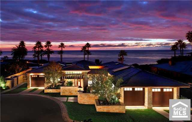 Orange county exotic luxury real estate 10 000 000 and for Most expensive homes in orange county
